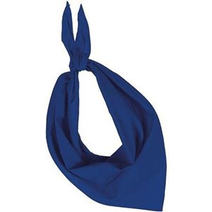 Kup Fiesta bandana, Light Royal Blue, U (KP064LRO-U)